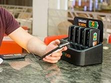 Baterias para hotelaria