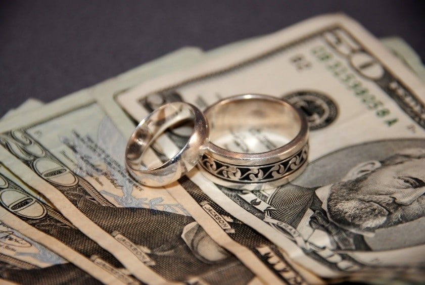 presupuesto para la ceremonia